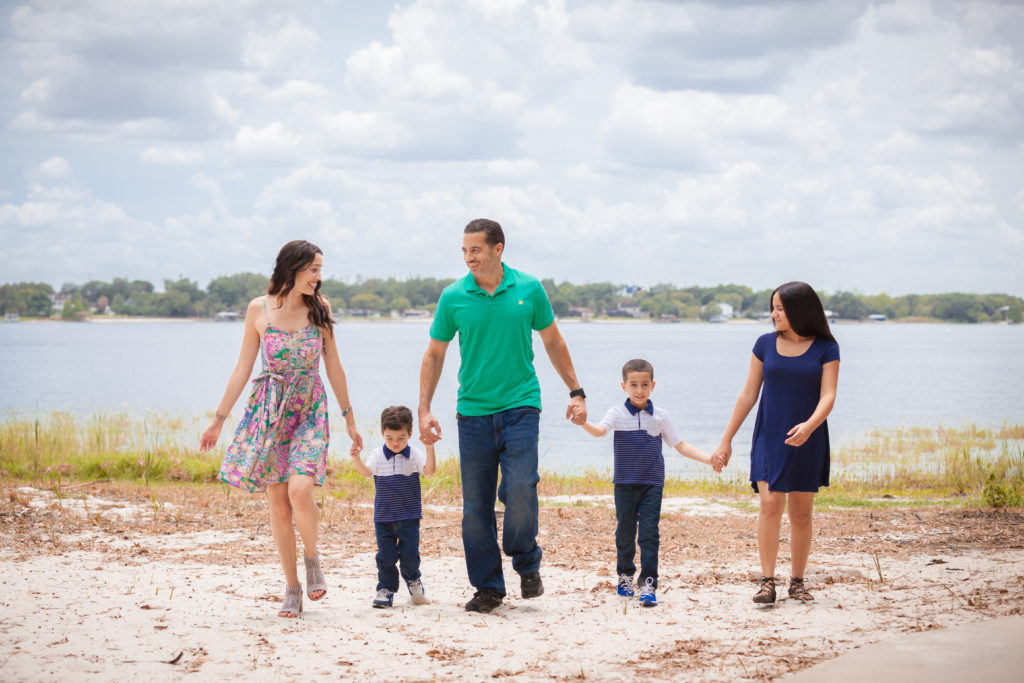 I Live Here: The Rivas Family