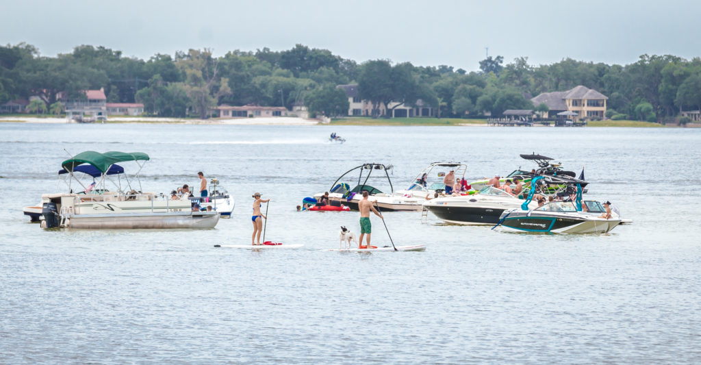 The Conway Chain is one of Orlando's most popular lakefront communities.
