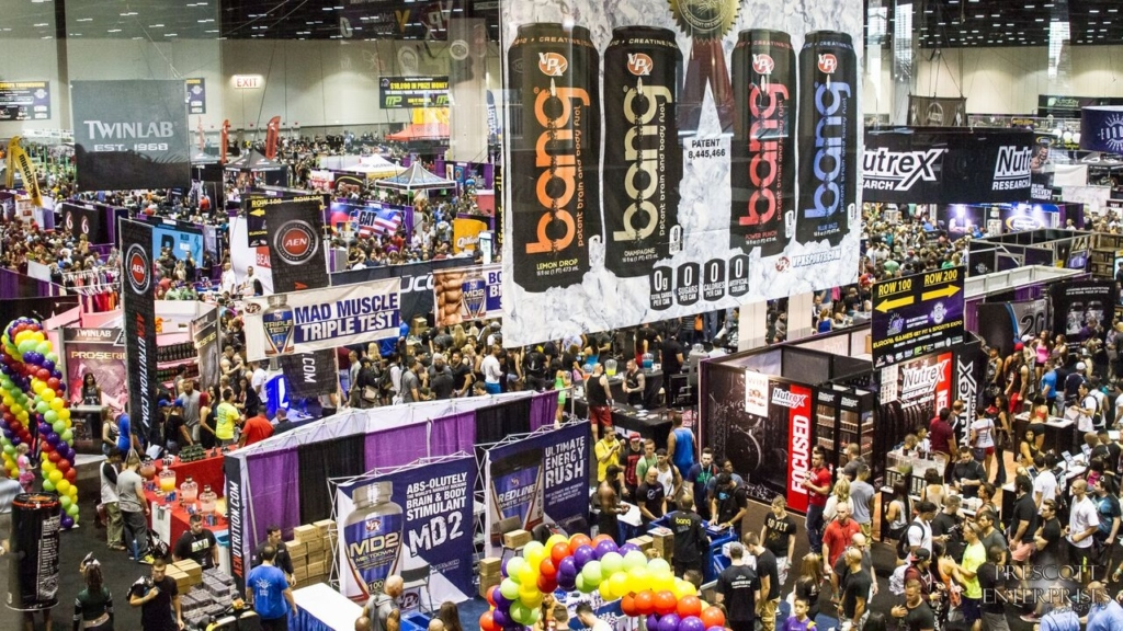 2017 Orlando Europa Games Get Fit & Sports Expo