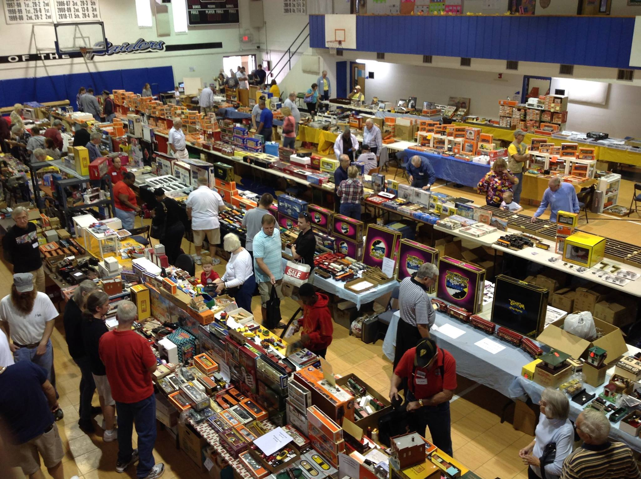 TCA Southern Division Toy Train Show