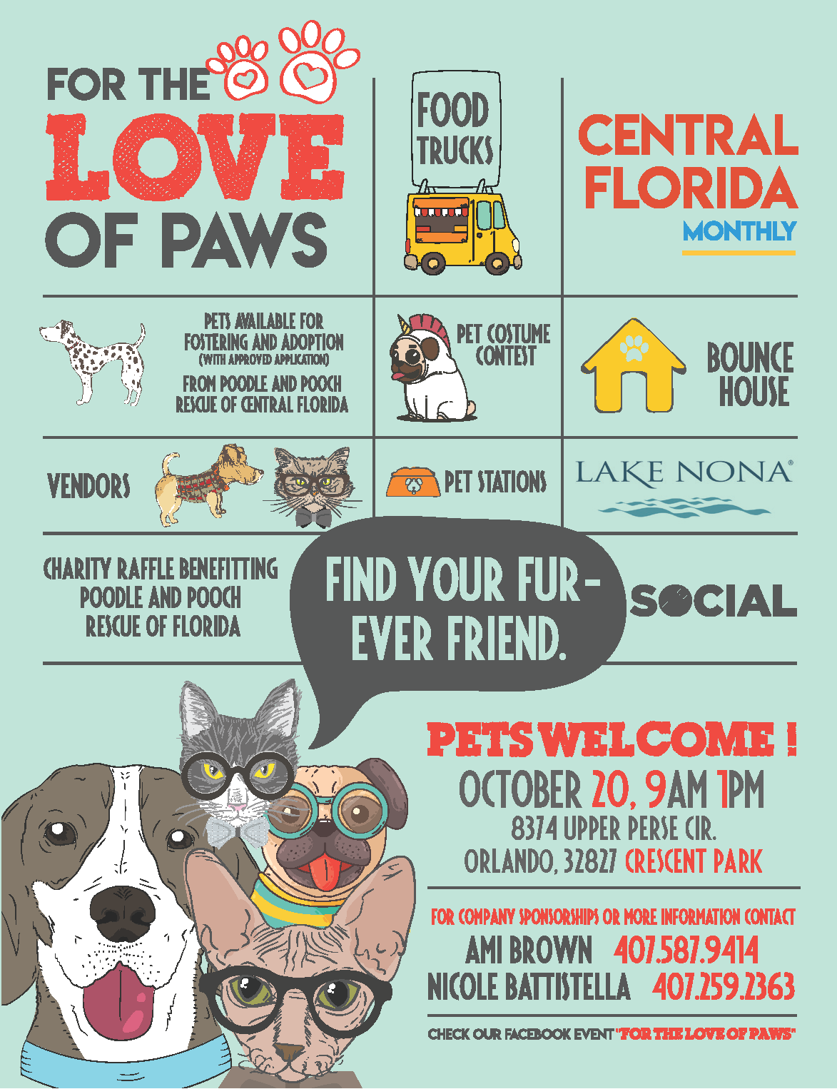 CFM's The Social: For the Love of Paws