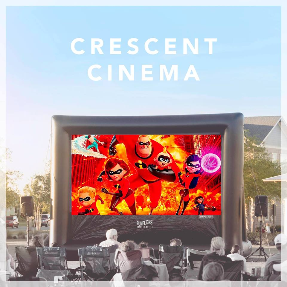 Cresent Cinema: Incredibles 2