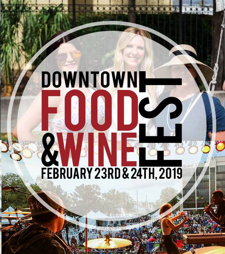 Downtown Food & Wine Festival 2019