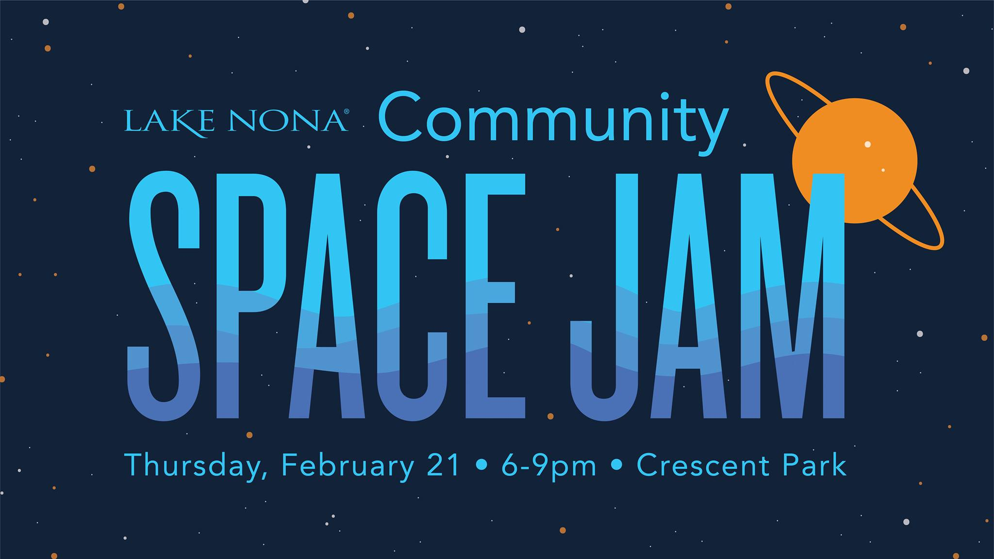 Lake Nona Community Space Jam