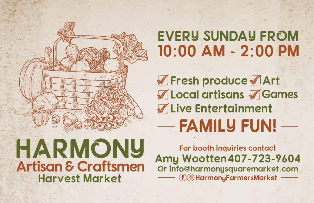 Harmony Artisan and Craftsmen Harvest Market